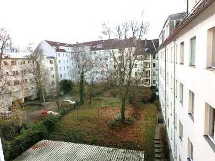 Renovierte 2-Zimmerwohnung am Stadtpark Steglitz