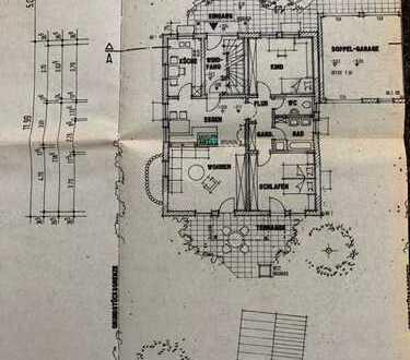 Exklusive 3-Zimmer-Wohnung mit großem Garten ca.400qm sucht neue Mieter