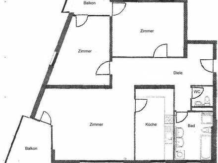 ***Die ideale Wohnung für die kleine Familie***