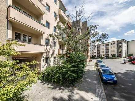 Erstbezug nach Sanierung - Sonnige Single Wohnung mitten im grünen Charlottenburg