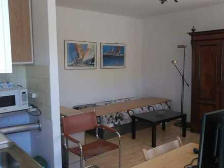 Möblierte 1-Zimmerwohnung in Rintheim Nähe KIT an Studenten zu vermieten!