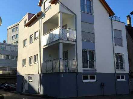 Schöne 4 Zimmer DG-Wohnung mitten in Künzelsau