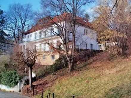 Top ! 4-Zimmer-Komfort-Etagenwohnung mit Traumstadtblick in Bestlage von S-Killesberg (Schottstr.)
