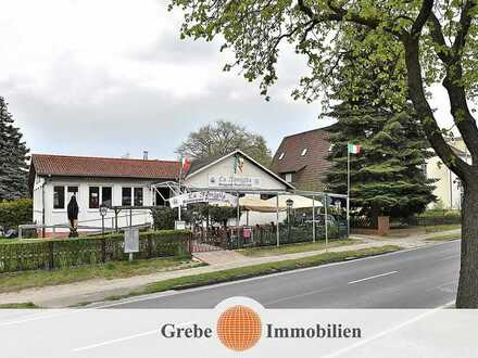 Voll ausgestattetes Restaurant in guter Lage direkt in Zossen