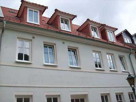 Gemütliche 3-Raum-Wohnung im Stadtkern mit Balkon
