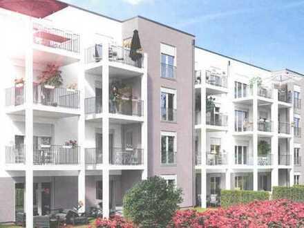 ZWEITBEZUG in Schönefeld: wunderschöne 2 Zi.Whg. mit SW-Balkon, EBK, Aufzug, FBH und PKW-Stellplatz