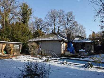 Schönes Haus mit sechs Zimmern in München, Solln
