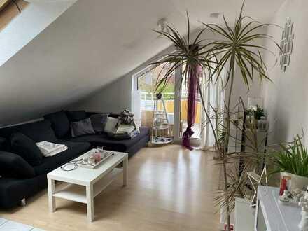 Ruhiges Wohnen mit Blick auf die schwäbische Alb in Weilheim an der Teck