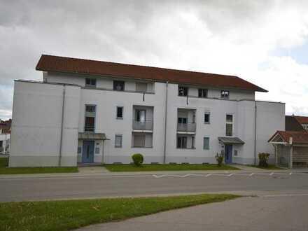 Schöne 3 Zimmerwohnung mit zwei Balkonen in Mittelbiberach