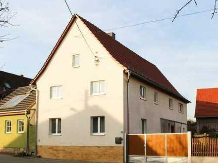 RESERVIERT - Unser neues Zuhause in Jena - Einfamilienhaus mit großem Garten