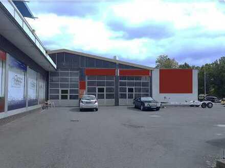 Vielfältig nutzbare Gewerbefläche inkl. Werkstatt und Parkfläche in 65343 Eltville
