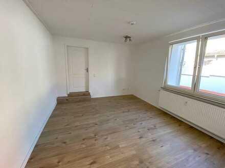Attraktive 2-Zimmer-EG-Wohnung in bester Lage (Erstbezug nach Sanierung)