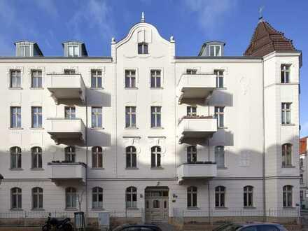 Dachgeschosswohnung im gepflegten Altbau in Babelsberg
