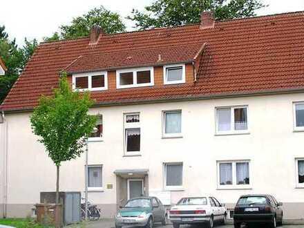 Gemütliche Dachgeschoss-Wohnung in ruhiger Lage