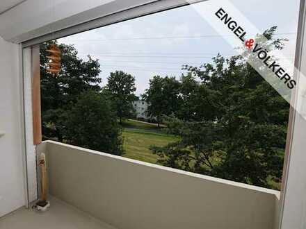 Wohnung mit Balkon in ruhiger Lage
