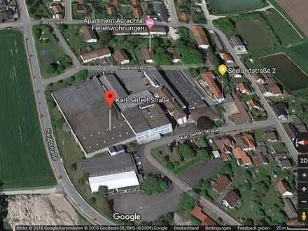 Lager Hallen in Oberreichenbach ab 500m² zu vermieten. Gute Anbindung zum A3/A73/B8.