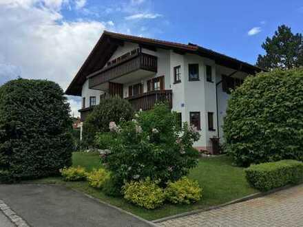 Schöne zwei Zimmer Wohnung in Bad Kohlgrub, Landkreis Garmisch-Partenkirchen, Hörnleblick