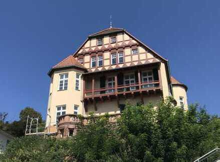 Wohnen in der Villa Sondheimer