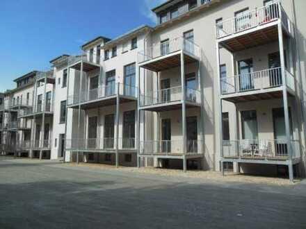 Studentenwohnung im Ansgari-Campus - Neuwertige 1-Zimmer-Wohnung mit Balkon und Einbauküche