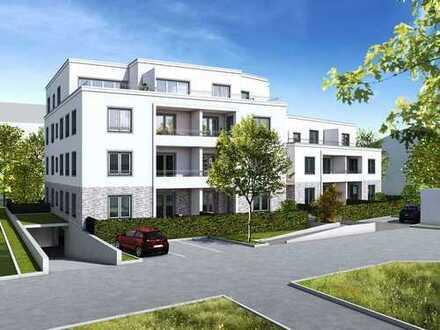 Raum & Licht! Herrliche 4-Zimmer-Dachgeschosswohnung mit modernem Wohnkomfort und Süd-Terrasse