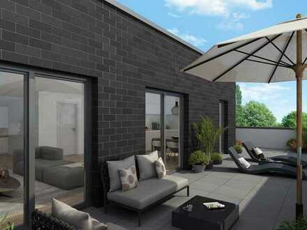 PROVISIONSFREI - KEINE ERBPACHT - Penthouse Wohnung mit Weitblick und Dachterrassen