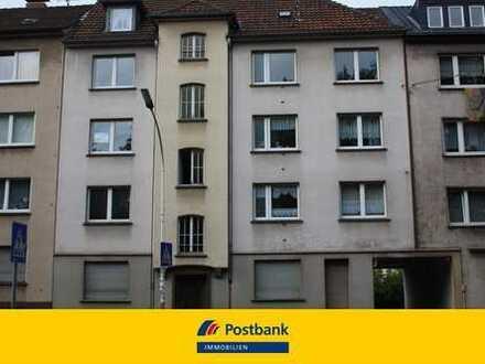 !Zwangsversteigerung! ohne Erwerbercourtage freie DG-Wohnung in Gelsenkirchen-Schalke!
