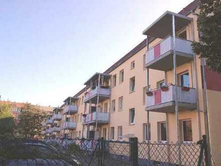Für die größere Familie - 5-Raum-Maisonettewohnung in Riesa-Zentrum