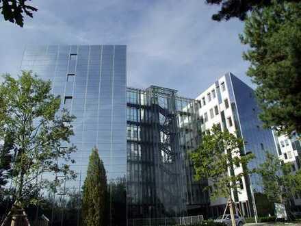 Frei werdend - Moderne Büroflächen im Südwestpark Nürnberg