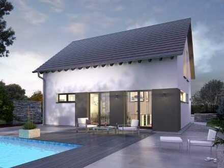 Ihr OKAL- Designhaus 9 des Monats. KFW Effizienzhaus 55 TILGUNGSZUSCHUSS VON 22000€