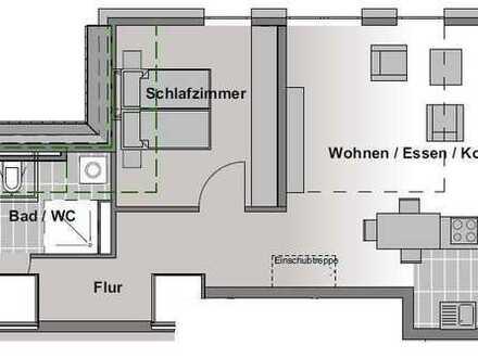 2-Zi-Seniorenwhg im OG in der Kronengasse (Whg. 11) - Besichtigung Sa., 19.09., 14-15 Uhr