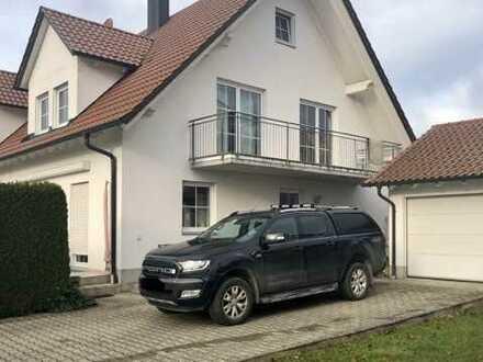 Schöne Doppelhaushälfte im ruhigen Wohngebiet in Leipheim zu vermieten PROVISIONSFREI