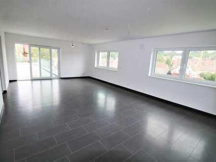***Große Terrassenwohnung in Lonsee***KfW 55***