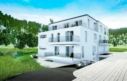 Neubau - Penthouse Wohnung mit großer Süd-West Terrasse