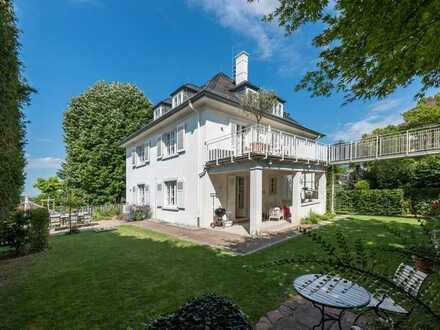 200 qm Maisonette-Wohnung in Top Lage HD-Neuenheim mit Garten