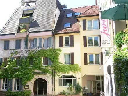 Vermietung 2 Zimmer Wohnung in Freiburg-Gerberau