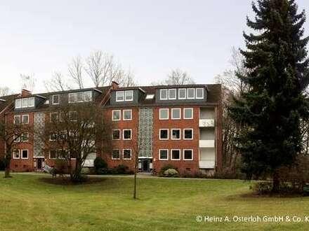 Hübsches Appartement in Bürgerparknähe