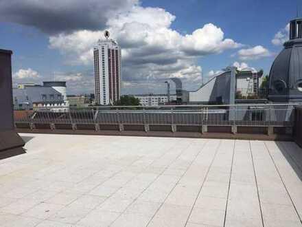 Wohnen im Herzen von Leipzig - Maisonette-Wohnung mit Dachterrasse