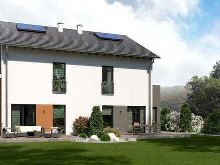- Doppelhaus Newline 7 – großflächiges Raumwunder inkl. Grundstück und Sonderausstattung