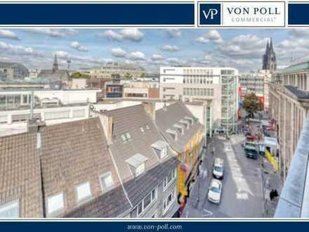 Ertragreiche Kapitalanlage mit Aufstockungspotenzial im Zentrum von Köln