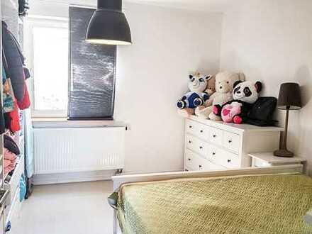 3-Zi.-Miniwohnung Neu-Ulm - zentral, modernisiert, vollmöbliert - ohne Maklergebühr