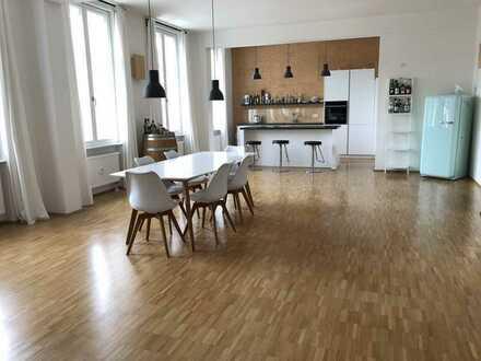 Traumwohnung in der Innenstadt - perfekt für die Kombination Wohnen und Home-Office!