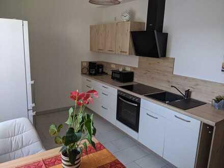 Attraktive 2-Zimmer-Erdgeschosswohnung in Naunhof