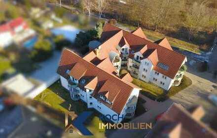 Traumhafte Eigentumswohnung in toller Wohnlage von Mühlhausen