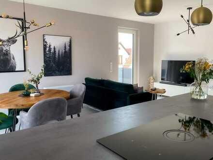 Schöne Penthousewohnung Beindersheim