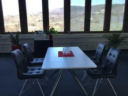 Repräsentative-Konferenzräume-Provisionsfrei -150 qm Penthaus-Büro mit Terrasse