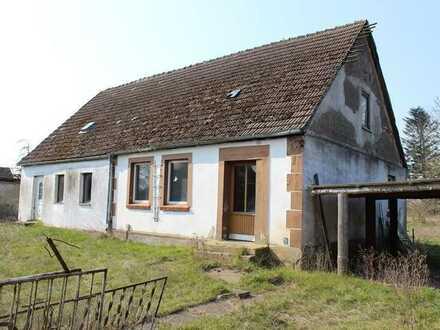+ Maklerhaus Stegemann + Wohnhaus für Handwerker nur 30 Minuten von der Ostsee entfernt