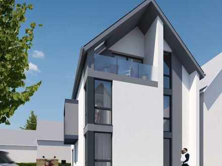 Exklusives Wohnen mit Seeblick - Neubau Maisonettewohnung