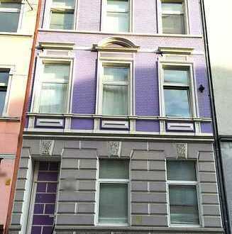 Jugendstilvilla mit 14 Apartments in zentraler Lage von Fridrichstadt