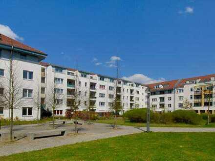 2-Zimmer-Wohnung mit Terrasse - WBS erforderlich