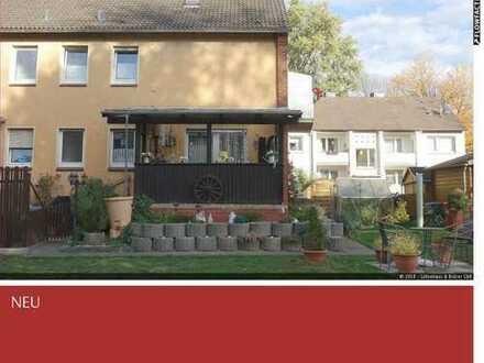 Optimal geschnitte Erdgeschoss-Eigentumswohnung mit Terrasse im Ahlener Westen